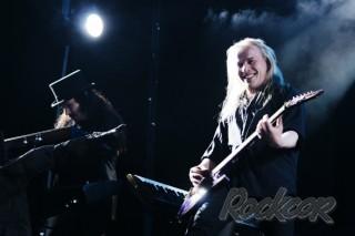Фоторепортаж с концерта Nightwish в Питерском ДК