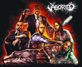 "Rockcor N4 (2016): Aborted -  ""ешьте больше людей!"""
