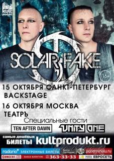2016.10.15-16 SOLAR FAKE в Питере и Москве