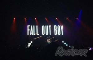 Fall Out Boy взорвали Stadium Live.