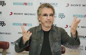 Жан-Мишель Жар в Москве.