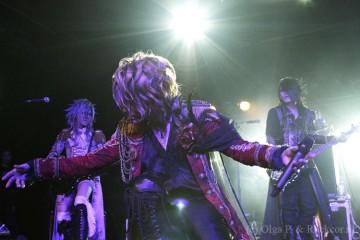 Фотографии с концерта Versailles (Symphonic Metal | Visual Kei, Japan)