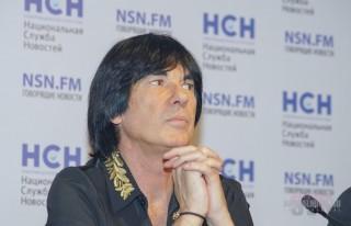 Фоторепортаж с прессконференции Didier Marouani