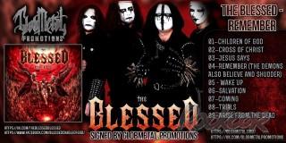 Новый альбом от The Blessed