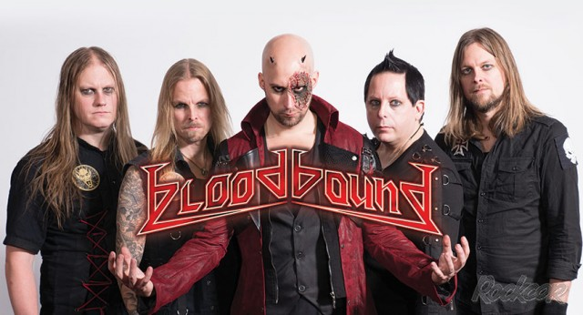Rockcor N2 (2017) - Bloodbound: Сила – в мелодии