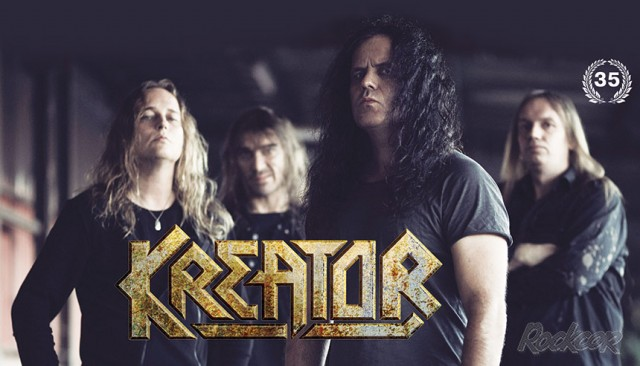 Rockcor N2 (2017) - KREATOR. Интервью с Сами-Или-Сирниё