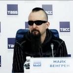 Фоторепортаж с пресс-конференции американской металл-группы Disturbed