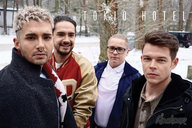 """Rockcor N3 (2017) - Tokio  Hotel: """"Машина желаний"""" – это то, что делает тебя безумным"""