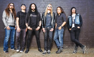 Rockcor N3 (2017) - интервью DRAGONFORCE