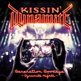 Фрагмент концертного релиза KISSIN' DYNAMITE