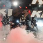 """""""KISS"""" - концерт в Москве, в СК """"Олимпийский"""", 1 мая 2017 года"""
