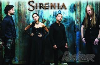 Rockcor N4 (2017) - SIRENIA (короткая версия)