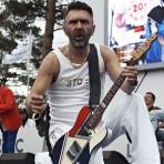 Шнур и группировка Ленинград, фоторепортаж