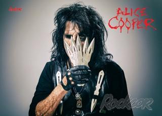 Rockcor N5 ()2017) - Alice  Cooper:начало и новый альбом «Paranormal»