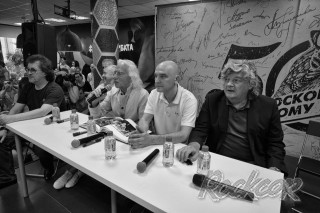 Андрей Макаревич: «Фотограф Игорь Верещагин заслуживает массовой белой зависти»