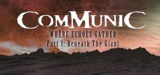 Новая песня Communic