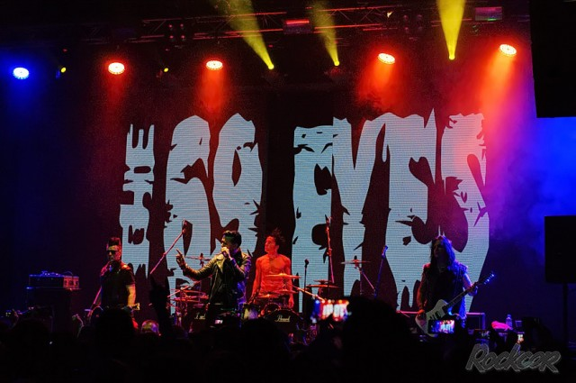 The 69EYES Live Club RED 14.10.17