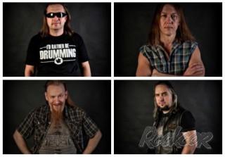 Новый мини-альбом от хард & блюз рок группы Nailhead Opossums