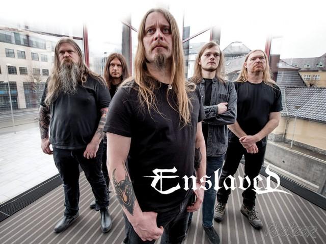 Rockcor N7 (2017) - интервью с ENSLAVED