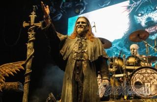 Фотографии с концерта Powerwolf (Germany)