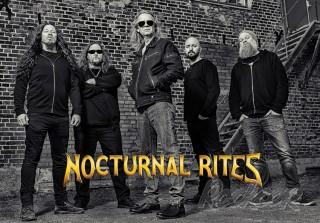Rockcor N7 (2017) - Nocturnal  Rites:  «Мы. Не можем. Ждать!»
