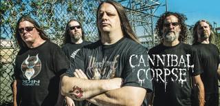 Rockcor N8 (2017) - интервью c CANNIBAL CORPSE (короткая версия)