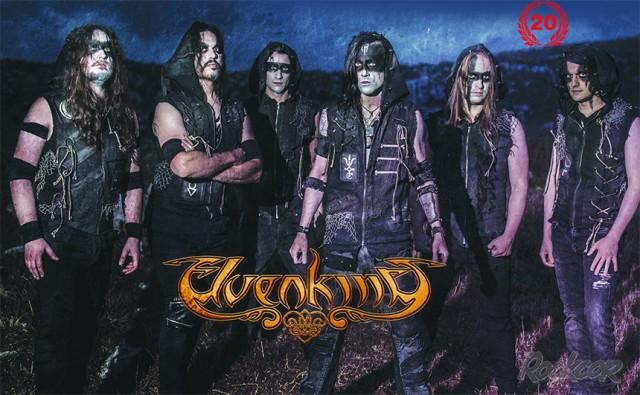 Rockcor 2018 N1 - Интервью с Elvenking  (коротка версия)