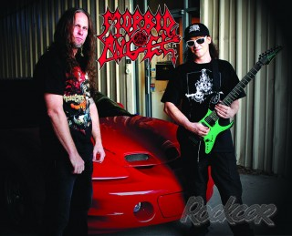 Rockcor 2018 N2 - Morbid  Angel: мощь возвращается (короткая версия)