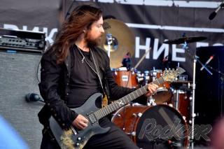 В ИЗМОРОЗЬ вернулся гитарист