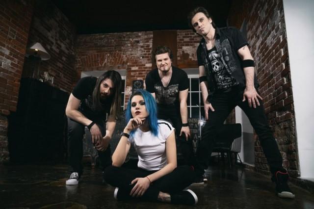 Новый сингл индастриал-метал группы Art of Violet