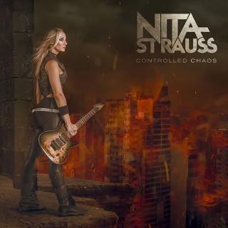 NITA STRAUSS первый сингл и видео с дебютного альбома CONTROLLED CHAOS
