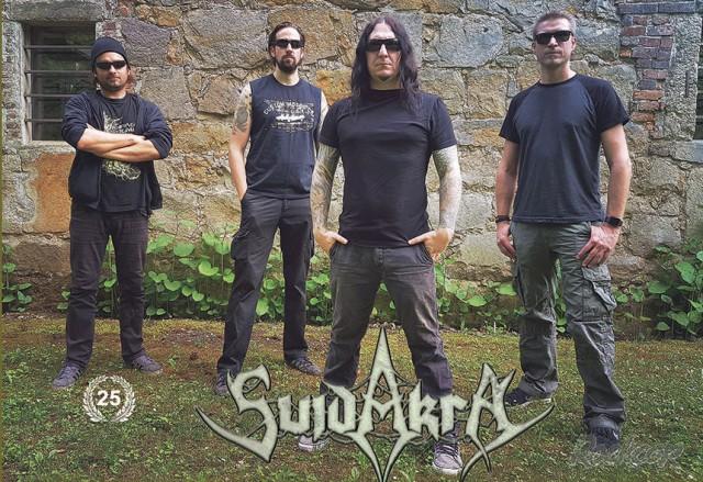 Rockcor N1 (2019) - интервью с группой Suidakra (короткая версия)