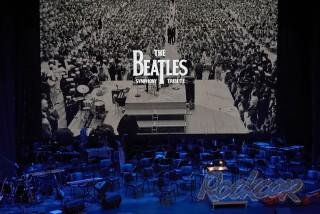 Симфонический требьют The Beatles в КЦ Плехановский