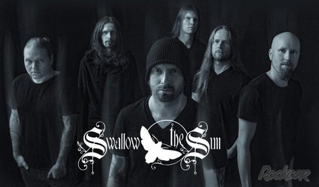 Rockcor N3 (2019)- интервью с Swallow The Sun (короткая версия)
