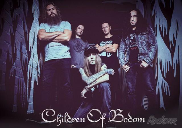 Rockcor N3 (2019)- интервью с Children of Bodom (короткая версия)
