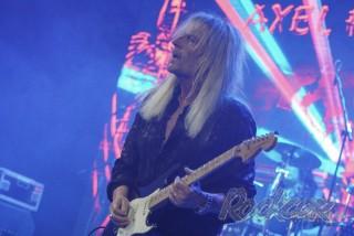 Axel Rudi Pell в клубе Arbat Hall, Москва