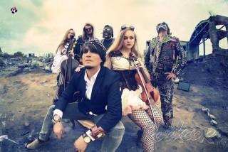 """Новый сингл альтернативной рок-группы GeneOme - """"Write Out Fair"""""""