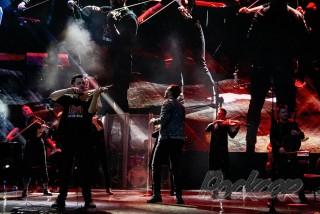 Imperialis Orchestra уникальное шоу - ROCK SYMPHONY