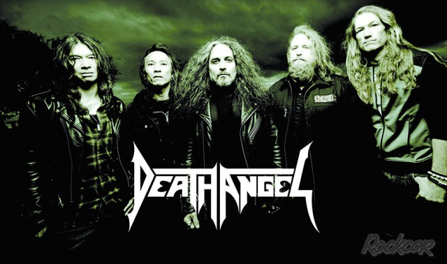 Rockcor N4 (2019)- интервью с Death  Angel (короткая версия)