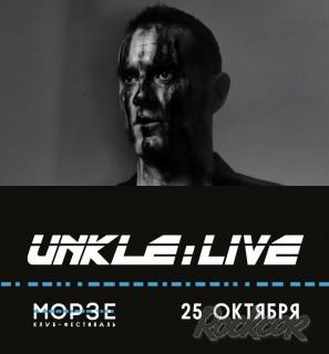 2019.10.25 - U.N.K.L.E. с живым шоу в Санкт-Петербурге