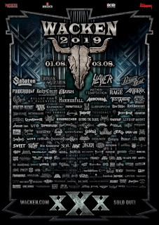 2019.08.01-03 - Wacken Open Air 2019