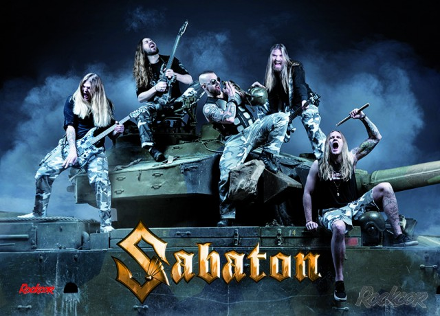 Rockcor N5 (2019)- Sabaton (короткая версия)