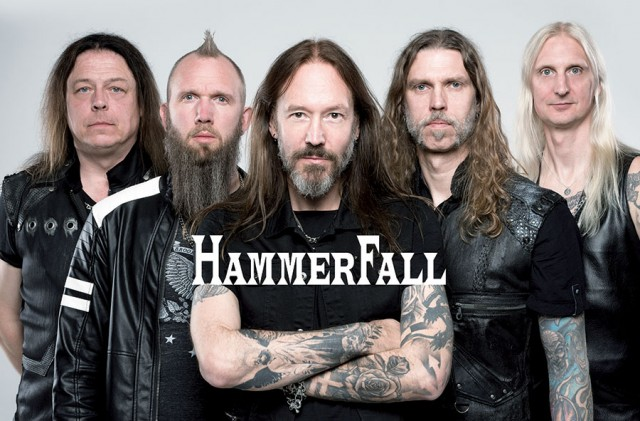 Rockcor N8 (2019) - Интервью с Hammerfall (короткая версия)