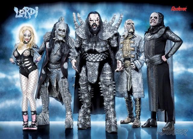 Rockcor N1 (2020) - Интервью с Lordi   (короткая версия)