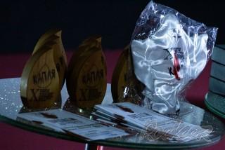 X Российский международный кинофестиваль остросюжетного кино и хоррор-фильмов «КАПЛЯ» - ЦЕРЕМОНИЯ НАГРАЖДЕНИЯ ПОБЕДИТЕЛЕЙ