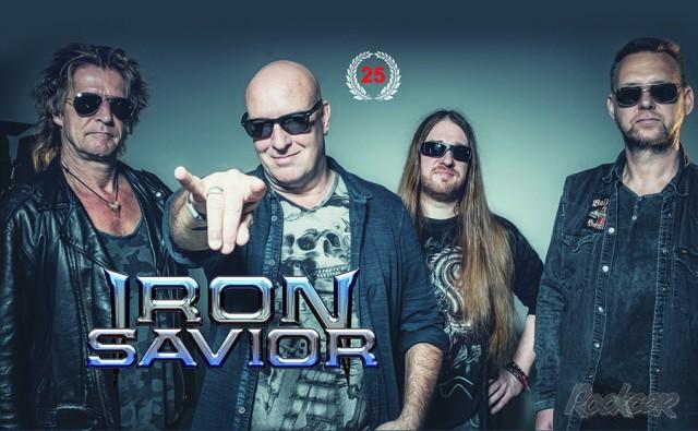 Rockcor N1 (2021) - Интервью Iron Savior (короткая версия)