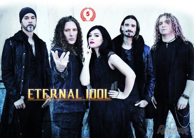 Rockcor N1 (2021) - Интервью Eternal Idol (короткая версия)
