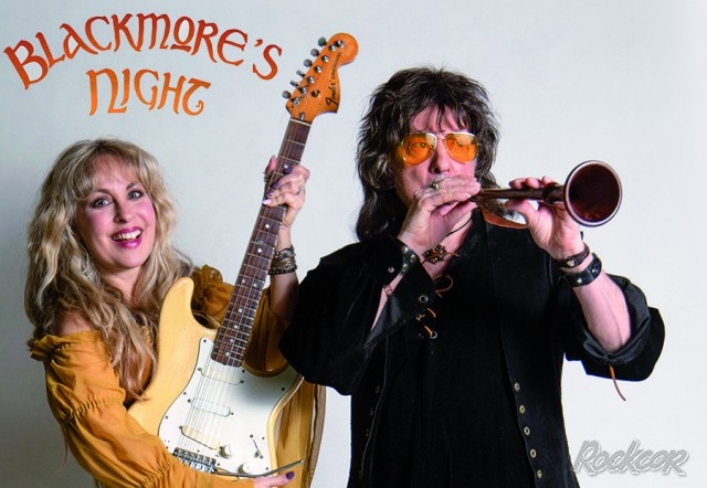 Rockcor N5 (2021) – Blackmore's night: Жизнь в гармонии (короткая версия)